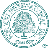 FOR YOU INTERNATIONAL INC. ® Since 1974